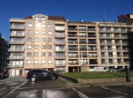 Apartment Bel-Air, apartment in Knokke-Heist