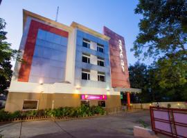 Ginger Mysore, hotel near Chamundi Vihar Stadium, Mysore
