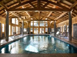 CGH Résidences & Spas Le Hameau De Pierre Blanche, hôtel aux Houches près de: Remontée mécanique des Chavants