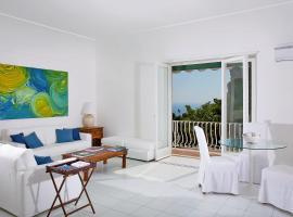Solaria, apartment in Capri