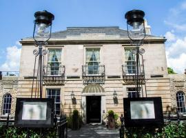 The Raeburn, hotel v destinaci Edinburgh