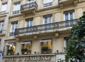La Résidence, hotel in Lyon