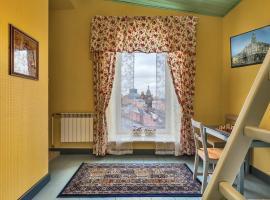 Друзья у Дома Книги, отель в Санкт-Петербурге, рядом находится Эрмитаж