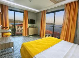 Erdem City Hotel, отель в Каше