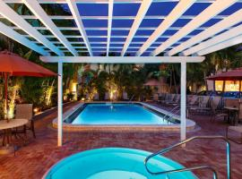 Inn at the Beach-Venice FLORIDA, hotel near Brohard Paw Park, Venice