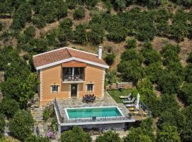Citrea Villa, hotel near Botanical Park & Gardens of Crete, Fournés
