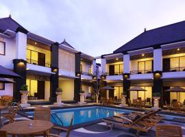 The Radiant Hotel & Spa, Hotel in der Nähe vom Flughafen Ngurah Rai - DPS, Kuta