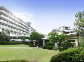 兵衛向陽閣、神戸市の旅館