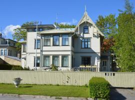 Papli Villa, loma-asunto Pärnussa