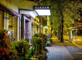 Hotel Klaus K, hotelli Helsingissä