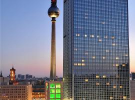 Park Inn by Radisson Berlin Alexanderplatz, hotel in Mitte, Berlin