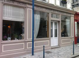 Hotel Des Falaises, hôtel à Villers-sur-Mer près de: Polyclinique de Deauville