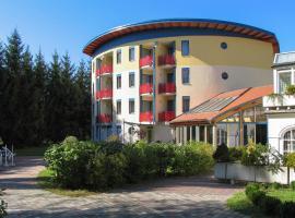 Hotel & Kurpension Weiss, hotel Tarcsafürdőn