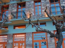 Hotel Parnassos, hotel in Arachova