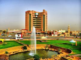 Ramada Al Qassim Hotel & Suites, Bukayriah, hotel em Al Bukayriyah