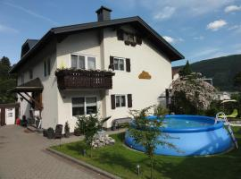 Pension AdlerHorst, Pension in Steindorf am Ossiacher See