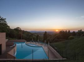 Hotel Ristorante al Brunello di Montalcino, hotel in Montalcino