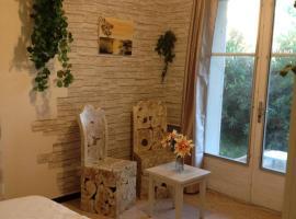 Appartement la plage en Provence, hôtel au Pradet