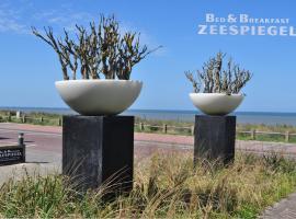 B&B Zeespiegel, B&B in Zandvoort