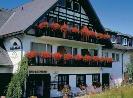 Heidehotel Hildfeld, hotel near Nordhanglift, Winterberg