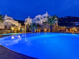 Makis Place, hotel near Mykonos New Port, Tourlos