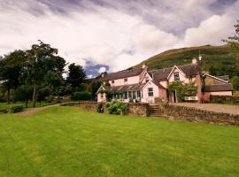 Monachyle Mhor Hotel, hotel in Lochearnhead