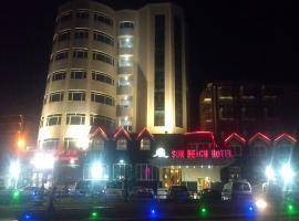 Sun Beach Hôtel, hotel in Cotonou