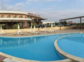 Achillio Hotel, hotel with pools in Komotini