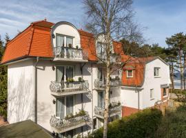 Appartement-Villa Steinfurth, apartment in Binz