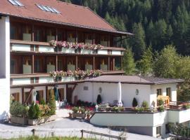 Hotel Garni Hainbacherhof, Hotel in Sölden