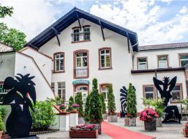 Schlosshotel Molkenkur, hotel in Heidelberg