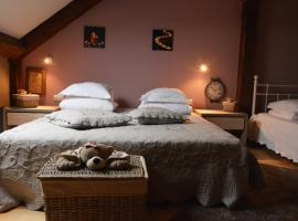 MARGOT'L, hotel near Wallonie Expo, Rochefort