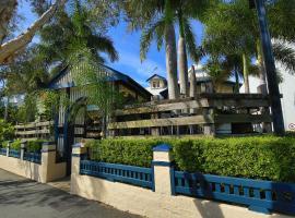 Brisbane Manor, motel in Brisbane
