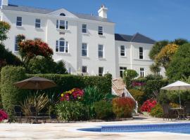 La Haule Manor, hotel near Greve de Lecq, Saint Aubin