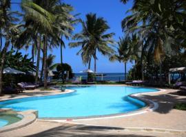 Turtle Bay Beach Club, hotel in Watamu