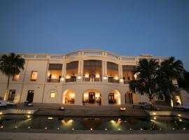 Taj Nadesar Palace, hotel near Kashi Vishwanath Temple, Varanasi