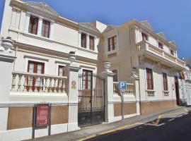 Hotel Alhambra, hótel í La Orotava