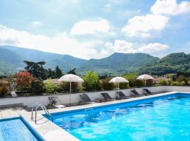 Regal Hotel, hotel a Brescia