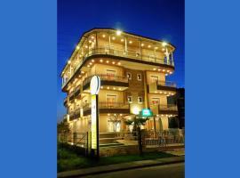 Hotel Souita, отель в городе Паралия-Катерини