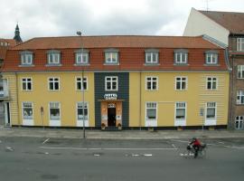 Hotel Garni, hotel in Svendborg