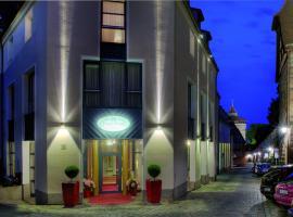Dürer-Hotel, hotel v Norimberku