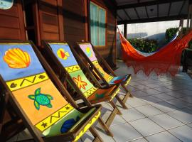Pousada Raio de Sol, hotel em Fernando de Noronha