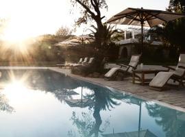 Lanthia Resort, hotel in Santa Maria Navarrese