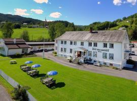 Hardanger Guesthouse, hotell i nærheten av Hardangervidda i Ulvik