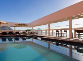 Rio Othon Palace, beach hotel in Rio de Janeiro
