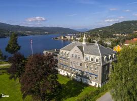 Brattrein Hotel, hotell på Notodden