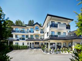 Hotel Garni Melanie, Hotel in der Nähe von: Kapuzinerberg und Kapuzinerkloster, Wals