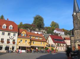 Ferienhaus Schönherr, Hotel in der Nähe von: Burg Stolpen, Stadt Wehlen