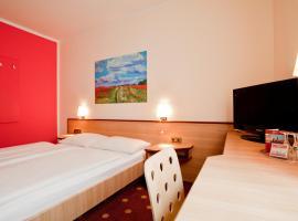 Hotel die kleine Sonne Rostock, Hotel in Rostock
