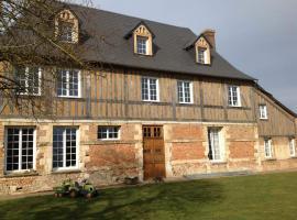 Maison d hôtes Le Saint Aubin